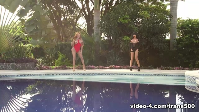 Dubraska Ramirez & Shakira In We Could Do That Fourway Factor – Trans500